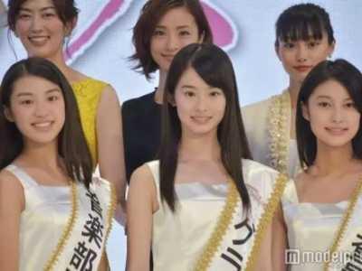 """美魔女大赛 日本""""美魔女""""大赛最年长参赛者夺冠"""