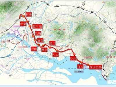 长安是哪里的 东莞长安振安路旁边的轻轨是去哪里的