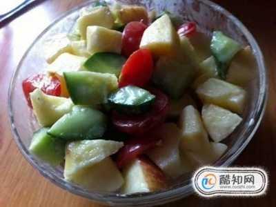 蔬菜与减肥 五种可以减肥的蔬菜和水果