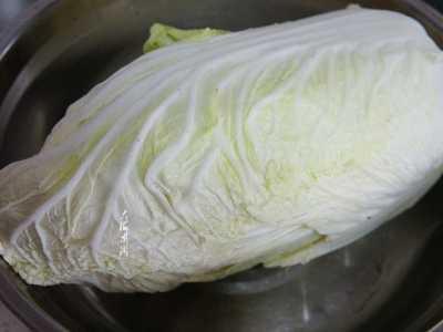 辣白菜的制作方法 快速腌制辣白菜的做法