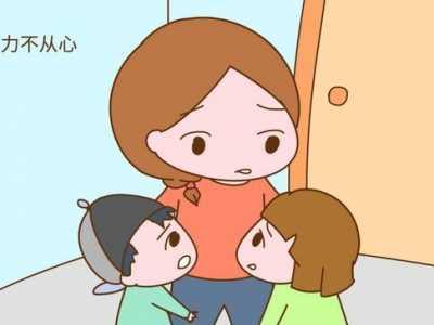 大孩子和小孩子的区别 家里一个孩子和两个孩子有哪些区别